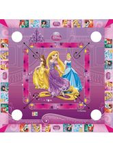 Itoys Disney Princesses Carrom Board - Big Size, multicolour