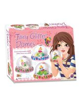 Ekta Fairy Glitter Domes, multicolor