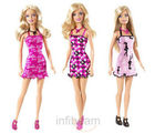 Barbie Basic Doll -R4182-1 pc (Multicolor)