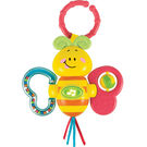Winfun Light Up Twisty Rattle-Butterfly, multicolor