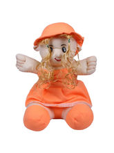 Joy Soft Baby Doll, orange