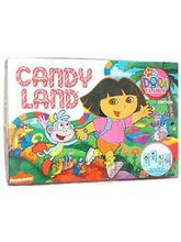 Dora The Explorer Candyland (Multicolor)