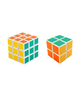 Shopcros Magic Cube Combo (2* 2 & 3* 3), multicolor