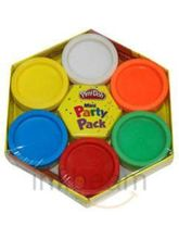 Mini Party Pack Play - Doh (Multicolor)