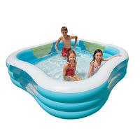 Intex Swim Center Family Pool, multicolor