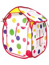 Saffire Pop Up Tent House, multicolor