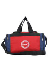 Estrella Companero Denia Travel Bag For Unisex, navy blue red