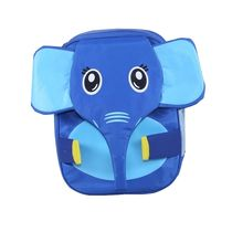 Bleu School Bag Ideal for Kids, royal blue