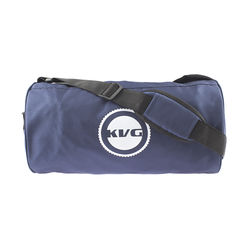 Kvg Durable Unisex Gym Bag, navy blue