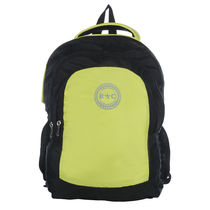 Estrella Companero Awesome Backpack, black and yellow