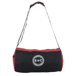 Estrella Companero Six Pack Gym Bag, black and red