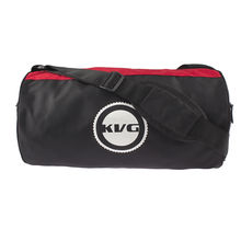 Kvg Stylish Unisex Gym Bag, black