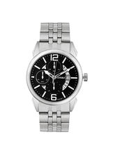 Laurels Aristocrat 6 Analog Black Dial Men's Watch- Lo-Ast-602