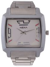 Nexa Analog Formal & Casual Wear Watch For Men