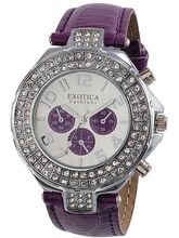 Exotica Ladies Watch EF - N– 07, purple, purple