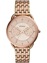 Fossil Tailor Analog Off-White Dial Women's Watch-ES3955