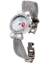 Exotica Ladies Analog Fashion Watch (EFL-02_Rose)