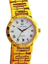 Ex-London Gents Gold Plated Watch (LD-01)