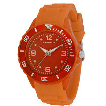 Laurels Ice Series Orange Kids Watch (LO-IC-1111)