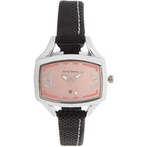 John Smith Women Fashion Watch (JS-13001-Pink), black, pink
