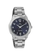 Titan Neo Blue Dial Analog Watch For Men-1585SM05