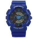 Liverpool Champion watch, blue, blue