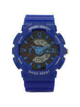 Liverpool Champion Watch, blue