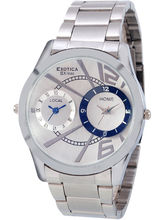 Exotica EX-90 CW Dual Dial Gents Watch