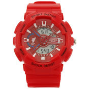 Liverpool Champion (RED) watch, red, red