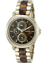 Fossil Chelsey Analog Brown Dial Women's Watch– ES3923
