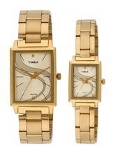 Timex Couple Analog Watch