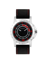 Laurels Sports 3 Analog Black Dial Men's Watch-Lo-...