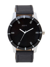 Adine Black Dial Analog Watch For Men