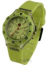 Ultima Green Strap Sport Watch (UL-LUMIBRI)