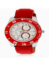 Adine White Dial Analog Watch For Men