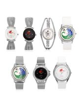 Arum Smashing Seven Watches Combo For Women