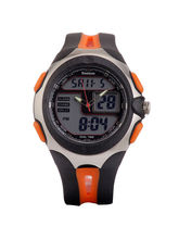 Reebok Gents Cordoba Digi Watch KA210-I22730, black, multicolor