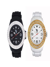 Chappin and Nellson AnalogWhite and Black Combo Watches For Women