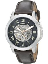 Fossil Grant Analog Black Dial Men's Watch-ME3100