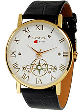 Exotica Men White Dial Watch (EX-50)