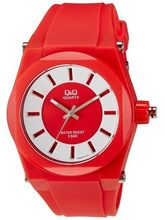 QandQ VR32J007Y Analog Watch For Girls
