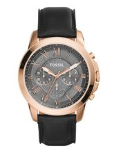Fossil Grant Analog Grey Dial Men's Watch-FS5085