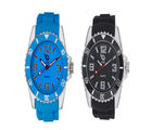 Chappin and Nellson AnalogBlack and Blue Combo Watches For Women